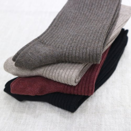 basic socks _ wine
