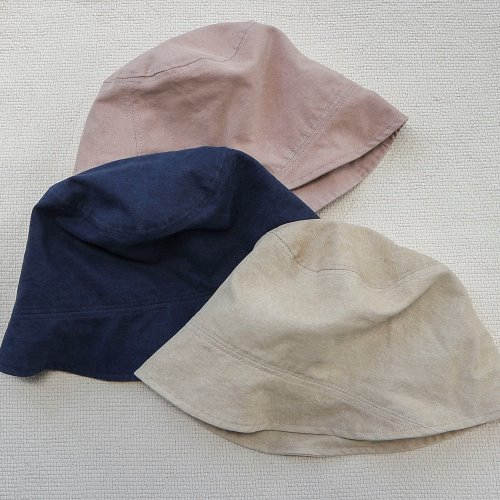cotton bucket hat _ 3 color